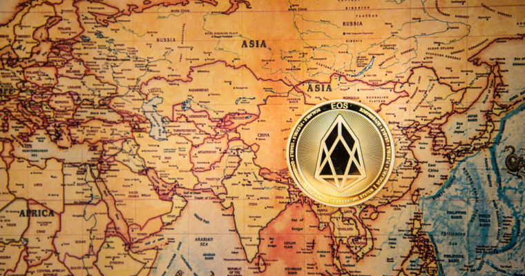 EOS Leads China's Blockchain Rankings Again, Bitcoin Still Out of Top 15